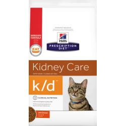 Hill's Prescription Diet kd Early Stage Gatos Salud Renal 1,4kg