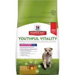 Hill's Science Plan Perro Youthful Vitality Adult Mini 7+ 2,5kg