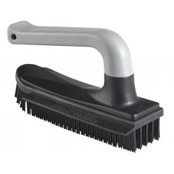 Hunter Cepillo Universal Super-V-Brush para Perros Negro/Gris