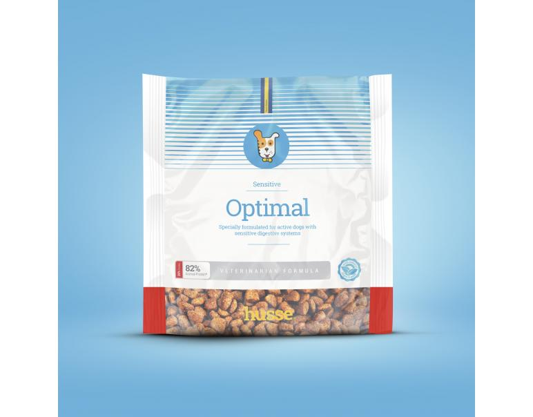 Regalo Husse Sensitive Optimal para perros 150gr