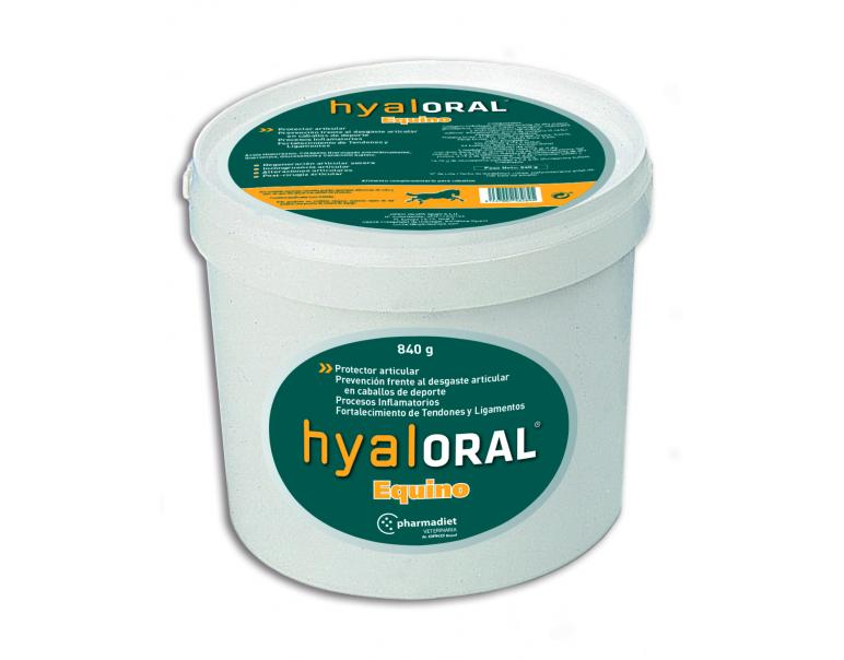 Hyaloral Condroprotector Equino 840 g