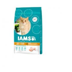 Iams Cat Adult Indoor Alimento para Gatos 3kg