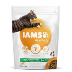 Iams Cat Adulto Pollo Alimento para Gatos 800g