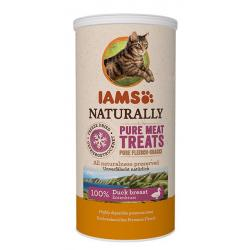 Iams Naturally Freeze Dried Pato Gato
