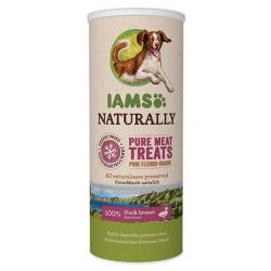 Iams Naturally Freeze Dried Pato Perro
