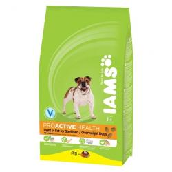 Iams Proactive Health Adult Light 3 Kg