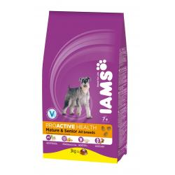 Iams Proactive Mature & Senior 7+  12 Kg
