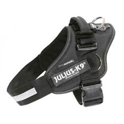 IDC-Powerharness Anillas Laterales 2 Negro