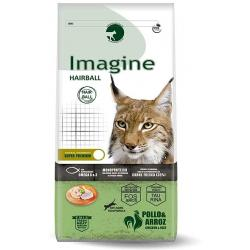 Imagine Cat HAIRBALL 2 KG.