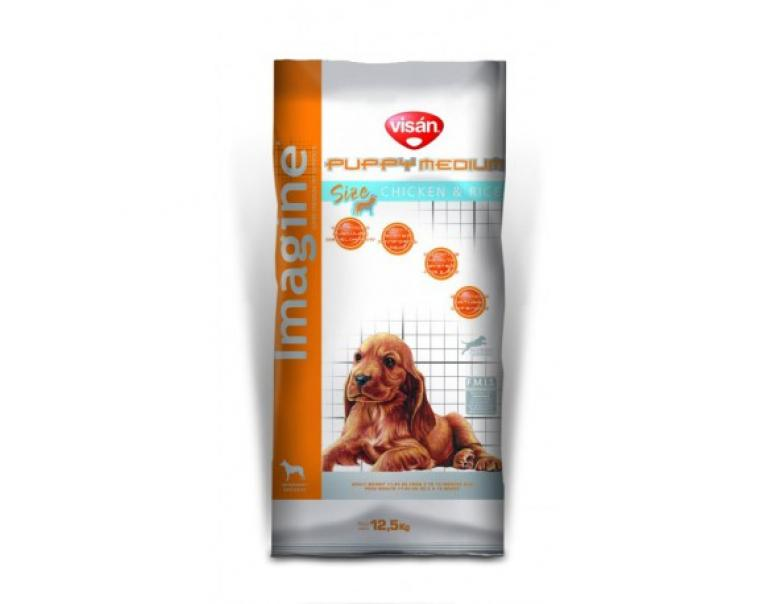 PACK AHORRO Imagine Cachorro Mediano 2x12,5kg
