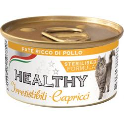 Kippy Irresistibily Sterilized Pollo 85g