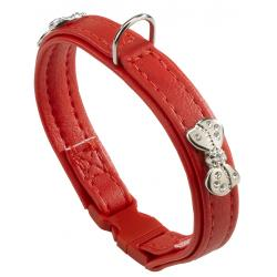Ferplast Collar Joy para Gatos Rojo c15/25