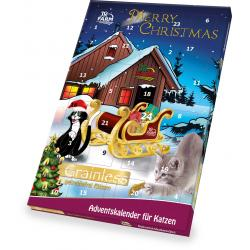 Jr Farm Grainless Advent Calendar Snack para Gatos 100g