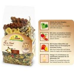Jr Farm Alimento Hamsters 500 gr