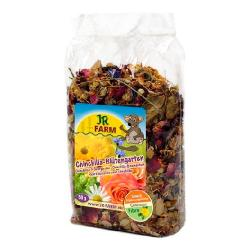 Jr-Farm Flores de Jardín para Chinchillas  50g