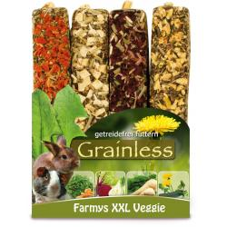 Jr-Farm Grainless Farmys XXL Veggie 4uds 450g