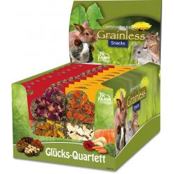 Jr-Farm Grainless Lucky Quartet 60g
