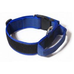 Julius Collar con Asa 50mm Azul