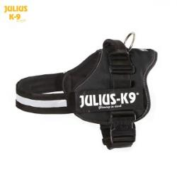 Julius K9 Arnés Power Negro Talla - 3