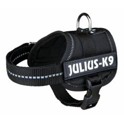 Julius-K9 Arnés Power Negro Talla - Baby 1