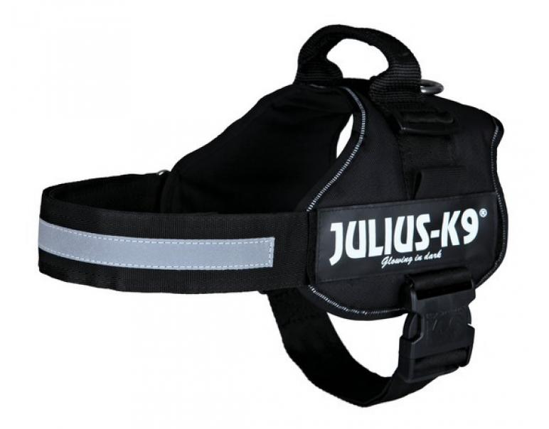 Julius K9 Arnés Power Negro Talla - Mini