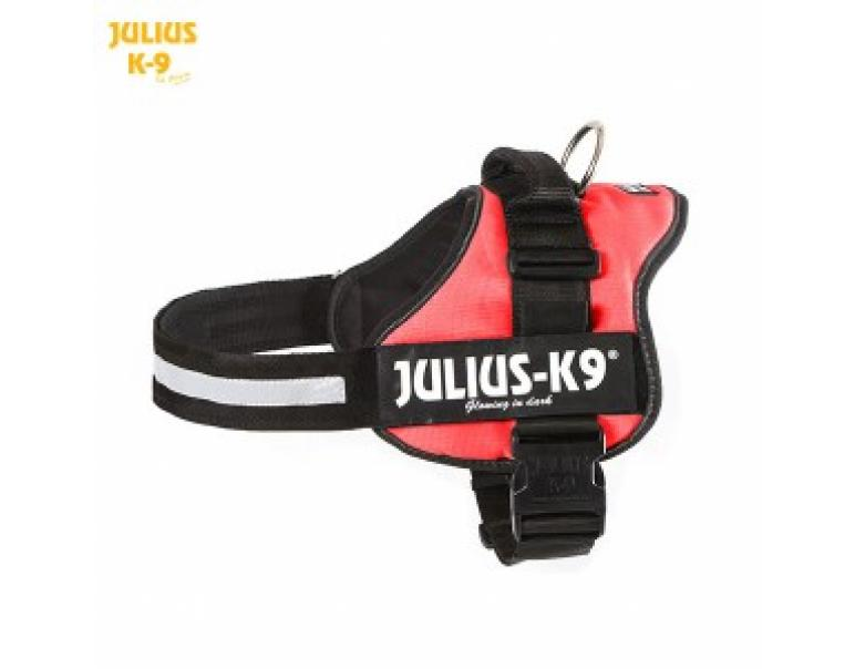 Julius K9 Arnés Power Rojo Talla - 2
