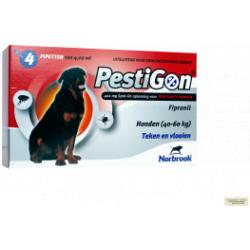Karizoo Pestigon Perros >40 Kg 4 pipetas x 4.02 ml