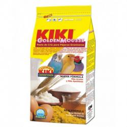 Kiki Golden Mousse Amarillo Paquete 300g
