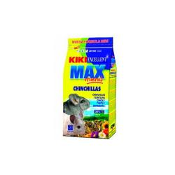 Kiki Max Menú Chinchillas 800g