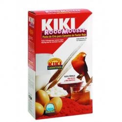 Kiki Rood Mousse Rojo Paquete 300g