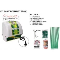 PastorCan Kit Red Control Recintos Perro 220 V