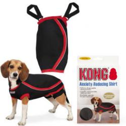 Kong Anxiety Reducing Shirt Polera antiestrés para perros XXL