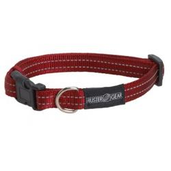 Kruuse Buster Collar Reflectante Ajustable Rojo 10 x 280 - 400 mm