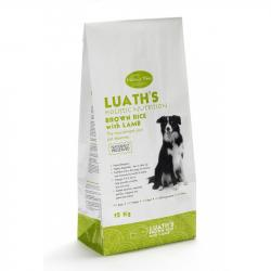 Luaths Land of Holistic Pets Cordero Alimento para Perros 12kg