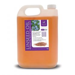 KM Elite Linseed Oil Suplemento para Caballos 5L