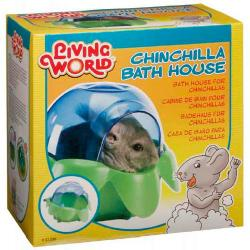 Living World Baño para Chinchillas