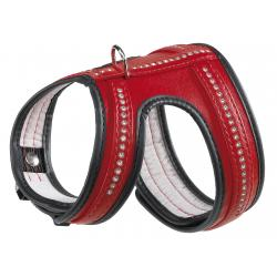 Lux p m red harness