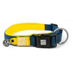 M&M Collar Matrix XS Amarillo 1,0x22-35cm