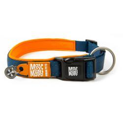 M&M Collar Matrix S Naranja 1,5x28-45cm
