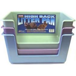 Marshall High Back Litter Pan