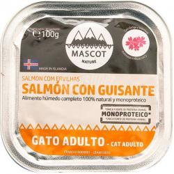 Mascot Nature Adulto Ind Cal Salmón Guisante