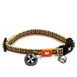 Max & Molly Collar para Gatos Ethnic