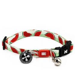 Max & Molly Collar para Gatos Watermelon