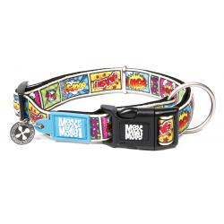 Max&Molly Collar para Perros Comic L