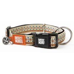 Max & Molly Collar para Perros Ethnic M