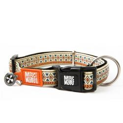 Max & Molly Collar para Perros Ethnic XS