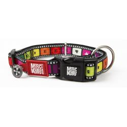 Max & Molly Collar para Perros Movie M