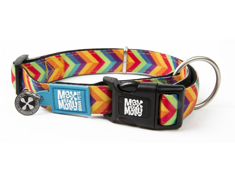 Max & Molly Collar para Perros Summertime L