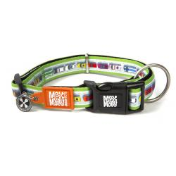 Max & Molly Collar Traffic Jam L 2,5 x 39-62 cm