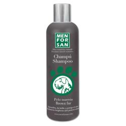 Menforsan Champú Intensificador Color Pelo Marrón 300ml
